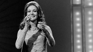 Сэнди Джонс (Sandie Jones) участница Евровидения 1971 года из Ирландии
