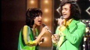 Сандра и Андрес (Sandra & Andres): участники Евровидения 1972 года из Нидерландов