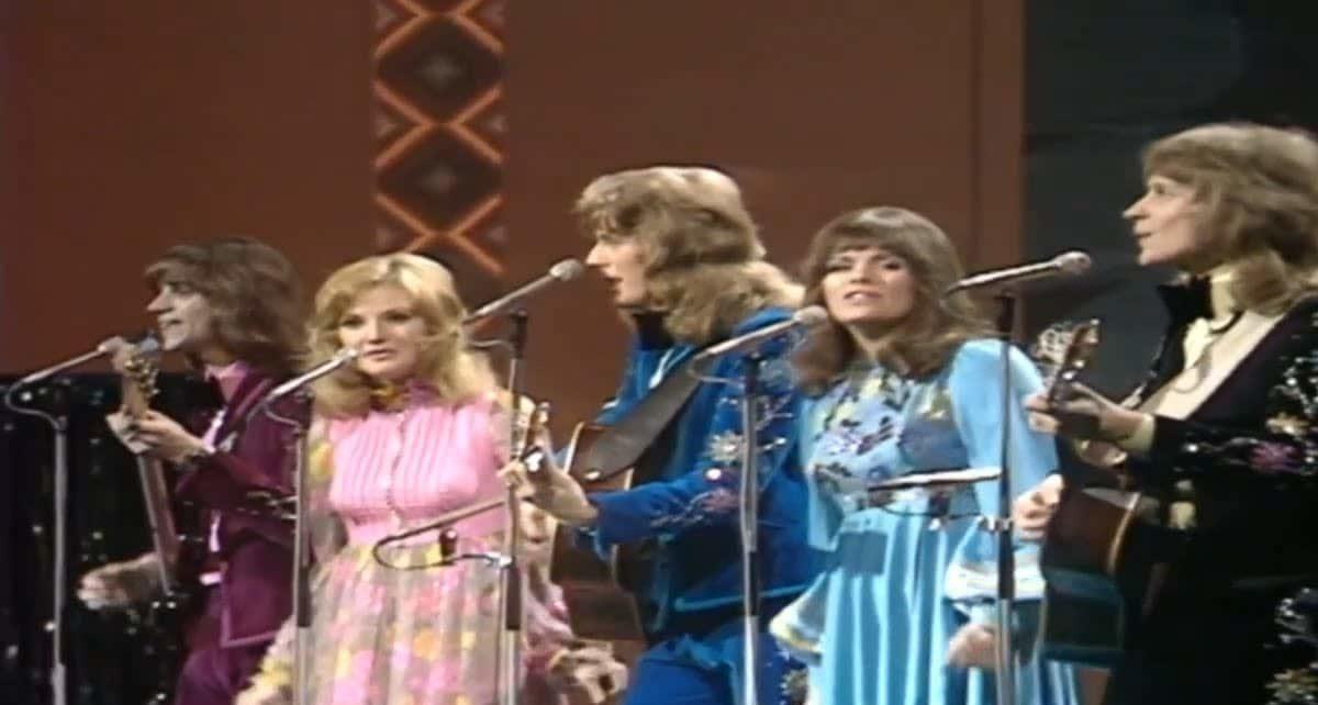 The New Seekers (Новые Искатели) участники Евровидения 1972 года из Британии