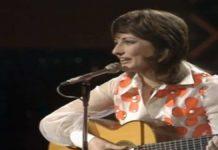 Вероник Мюллер (Véronique Müller) участница Евровидения 1972 года из Швейцарии