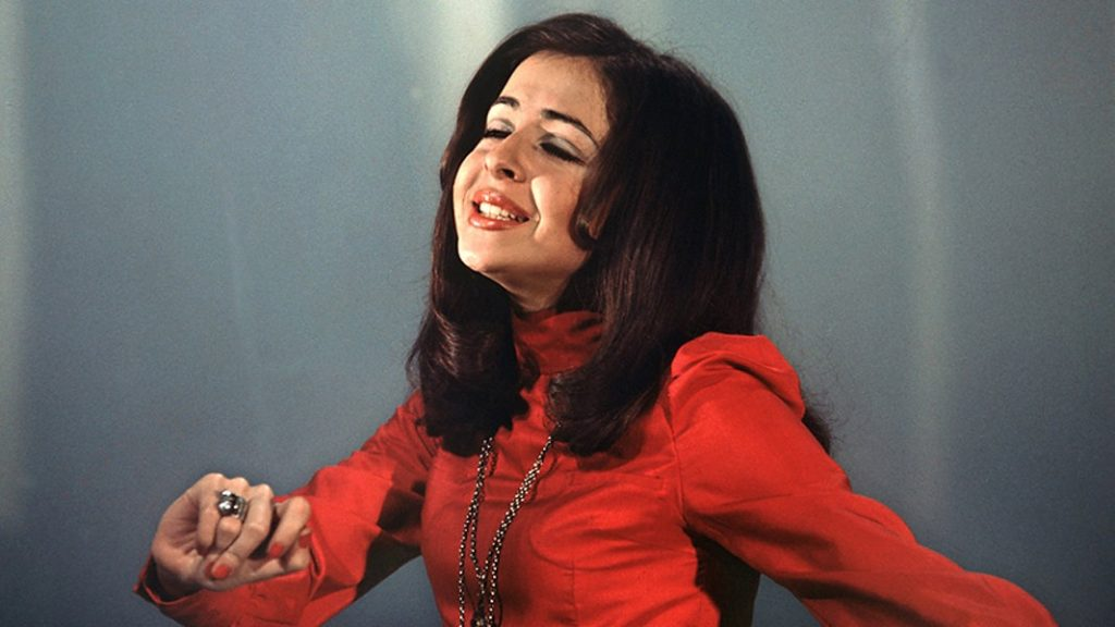 Вики Леандрос (Vicky Leandros): победительница евровидения 1972 года из Люксембурга