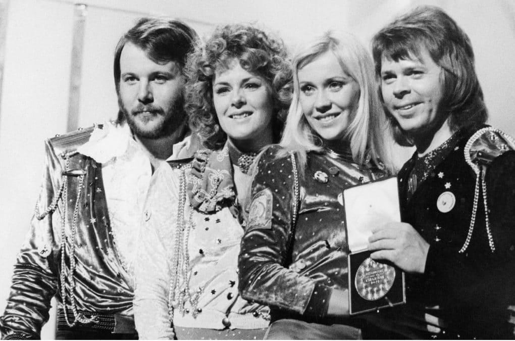 Группа ABBA: Победители Конкурса Евровидение 1974 Года Из Швеции