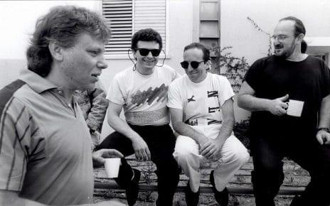 Группа Каверет (Kaveret): участники Евровидения 1974 из Израиля