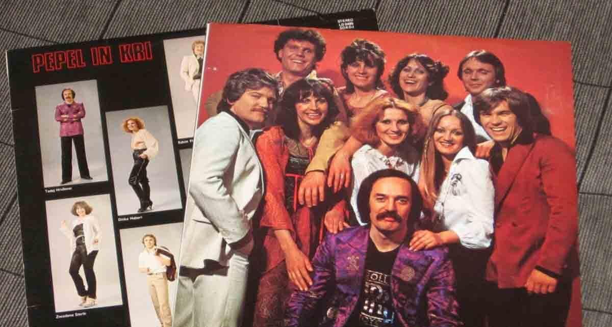 Группа Pepel in kri: участники Евровидения 1975 года из Словении