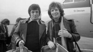 Группа Swarbriggs: участники Евровидения 1975 года из Ирландии