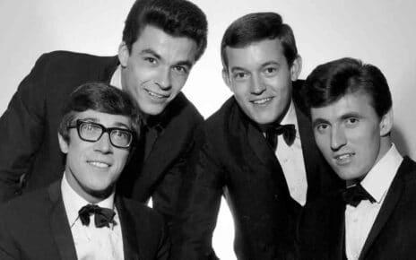 Группа The Shadows: участники Евровидения 1975 года из Великобритании