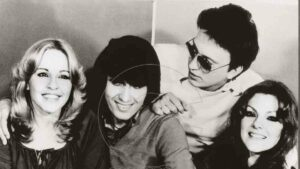 Квартет Paschalis, Marianna, Robert & Bessy: Участники Евровидения 1977 Года Из Греции