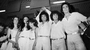 Изхар Коэн и группа Alphabeta: Победители Евровидения 1978 Года Из Израиля
