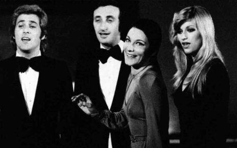 Группа Ricchi e Poveri: Участники Евровидения 1978 Года Из Италии