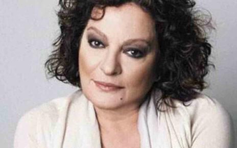 Таня Цанаклиду (Tania Tsanaklidou): Участница Евровидения 1978 Года Из Греции