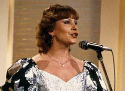 Арлетт Золя (Arlette Zola): Участница Евровидения 1982 Года Из Швейцарии