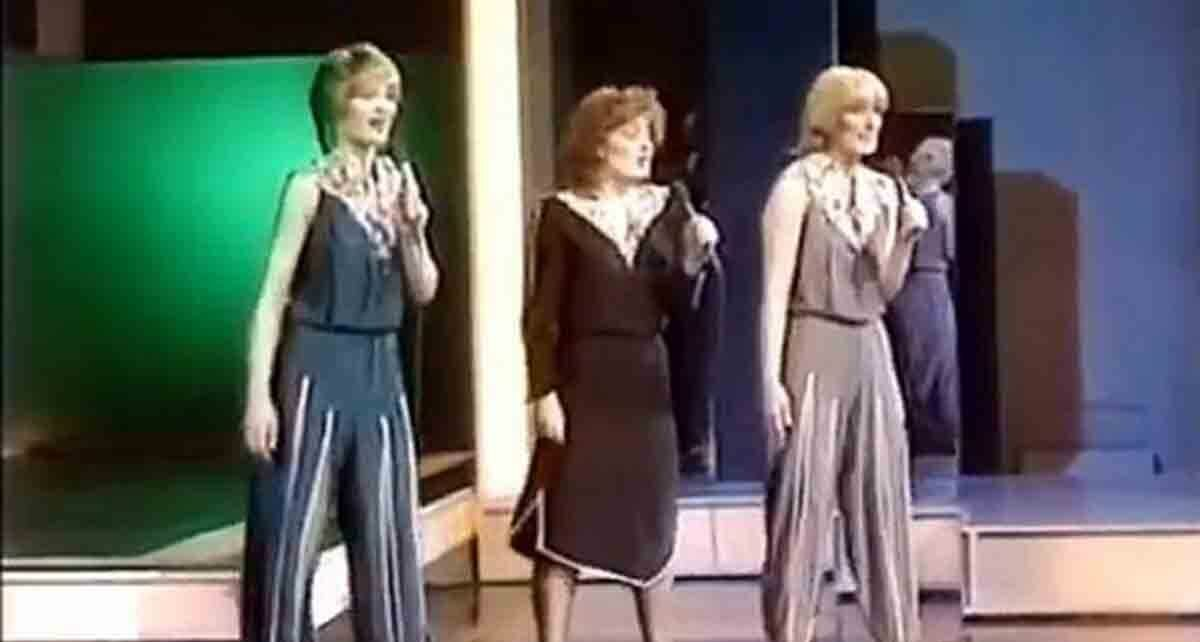 """Ансамбль """"Aska"""": Участники Евровидения 1982 Года Из Югославии"""
