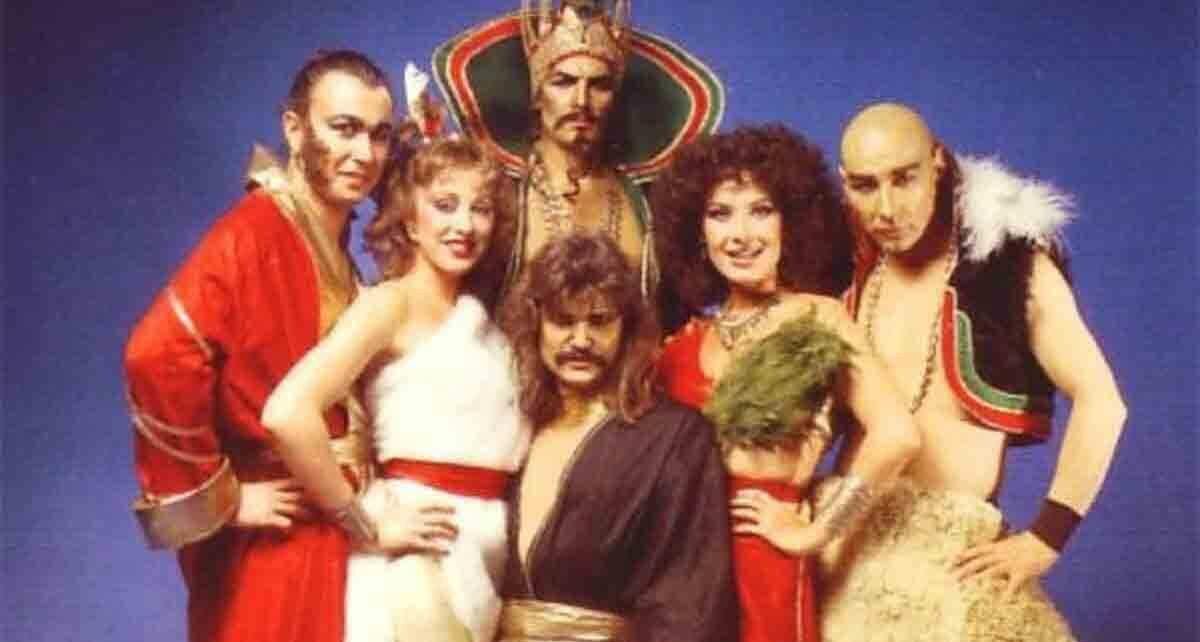 Группа Dschinghis Khan: Участникик Евровидения 1979 Года Из Германии