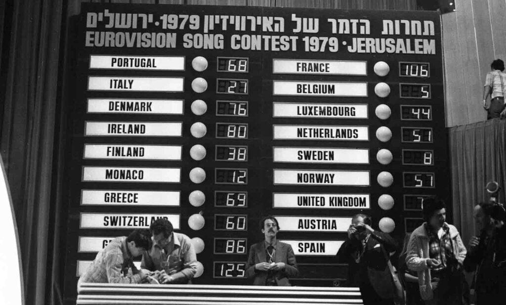Евровидение 1979