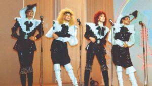 Группа Doce: Участники Евровидения 1982 Года Из Португалии