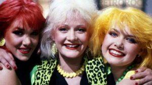 """Группа """"Бель и Девошенс"""" (""""Belle and the Devotions""""): Участники Евровидения 1984 Года Из Англии"""