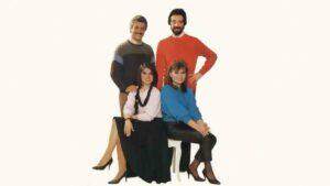 """Группа """"Бес йил онс йил сонра""""(""""Bes Yil Once Yil Sonra""""): участники Евровидение 1984 года из Турции"""