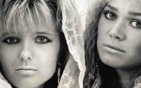 """Дуэт """"Доли де Люкс"""" (""""Dollie de Luxe""""): Участники Евровидения 1984 Года Из Норвегии"""