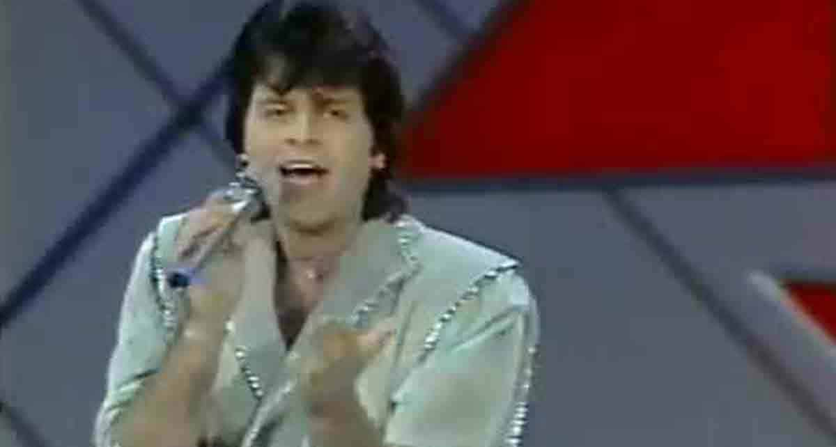 Энди Пол (Andy Paul): участник Евровидение 1984 года из Кипра