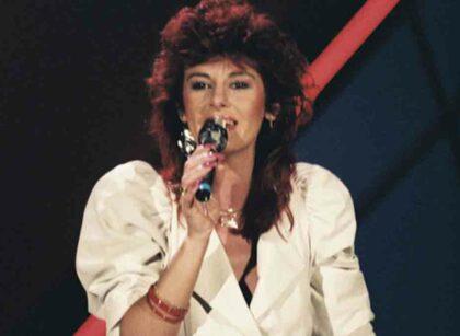 Линда Мартин (Linda Martin): Участница Евровидение 1984 Года Из Ирландии