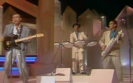 """Группа """"Кадиллак"""" (""""Cadillac""""): Участники Евровидения 1986 Года Из Испании"""
