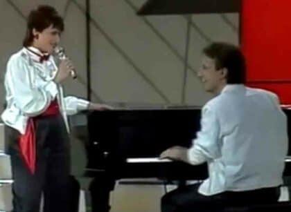 """Группа """"Хот Айз"""" (""""Hot Eyes""""): Участники Евровидения 1984 Года Из Дании"""