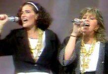 """Группа """"Klips ve Onlar"""": Участники Евровидения 19866 Года Из Турции"""