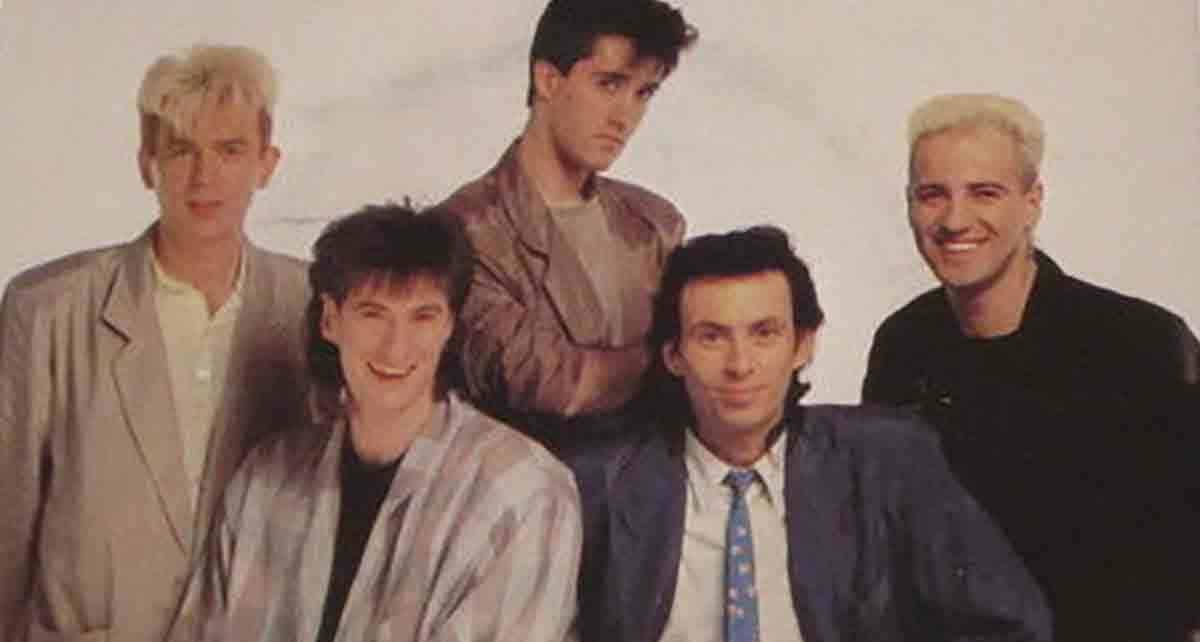 """Группа """"Ryder"""": Участники Евровидения 1986 Года Из Англии"""