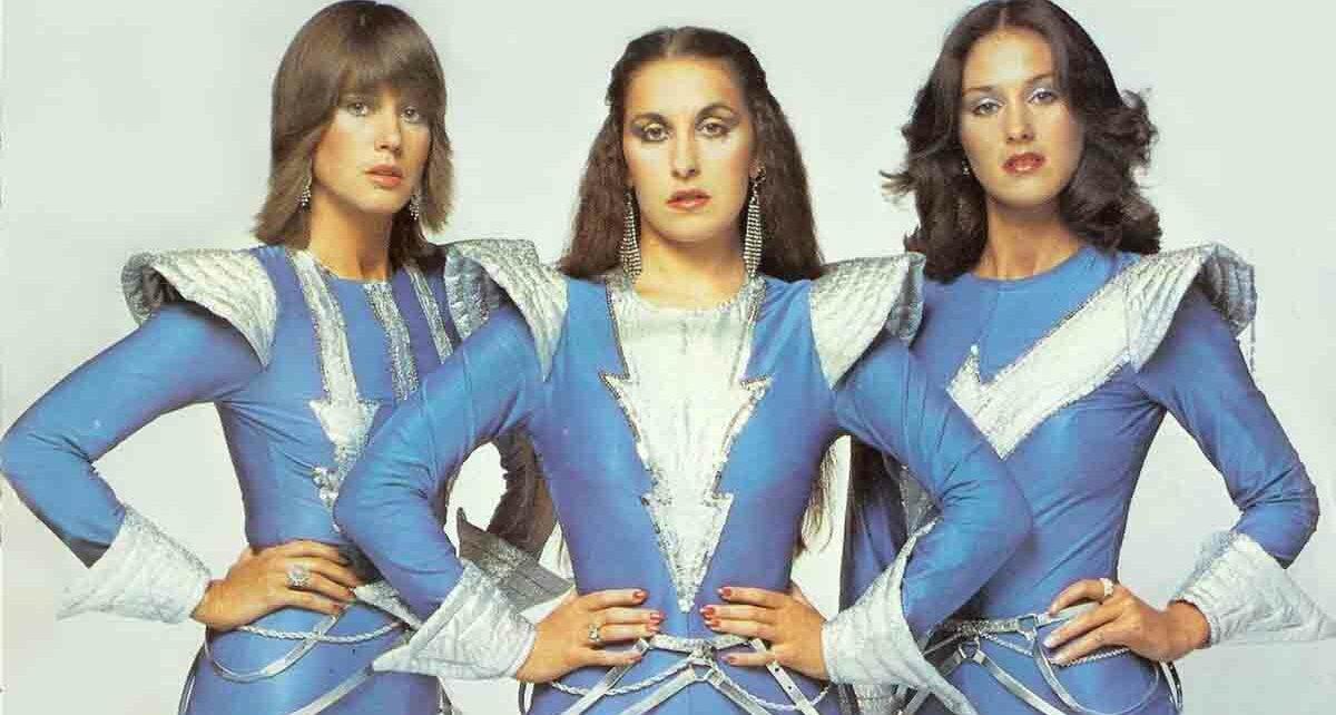 """Группа """"Шиба"""" (""""Sheeba""""): участники Евровидение 1981 года из Ирландии"""