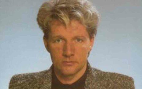 Рикки (Rikki): Участник Евровидения 1987 Года Из Англии