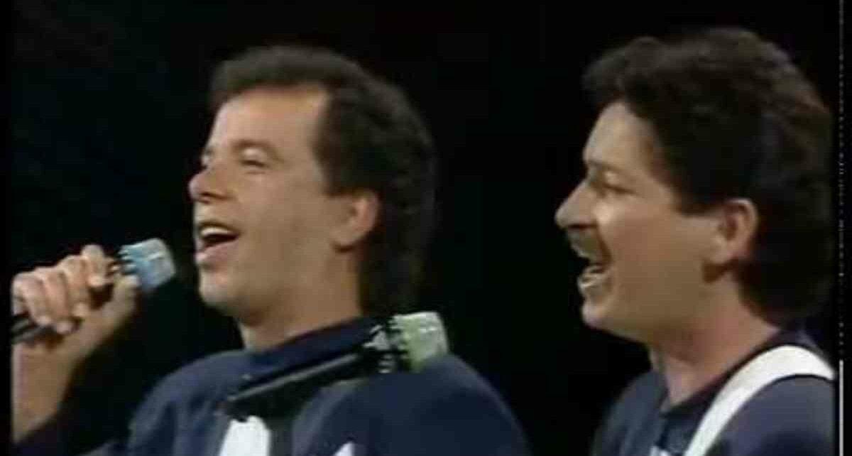 Группа Nevada: Участники Евровидения 1987 Года Из Португалии