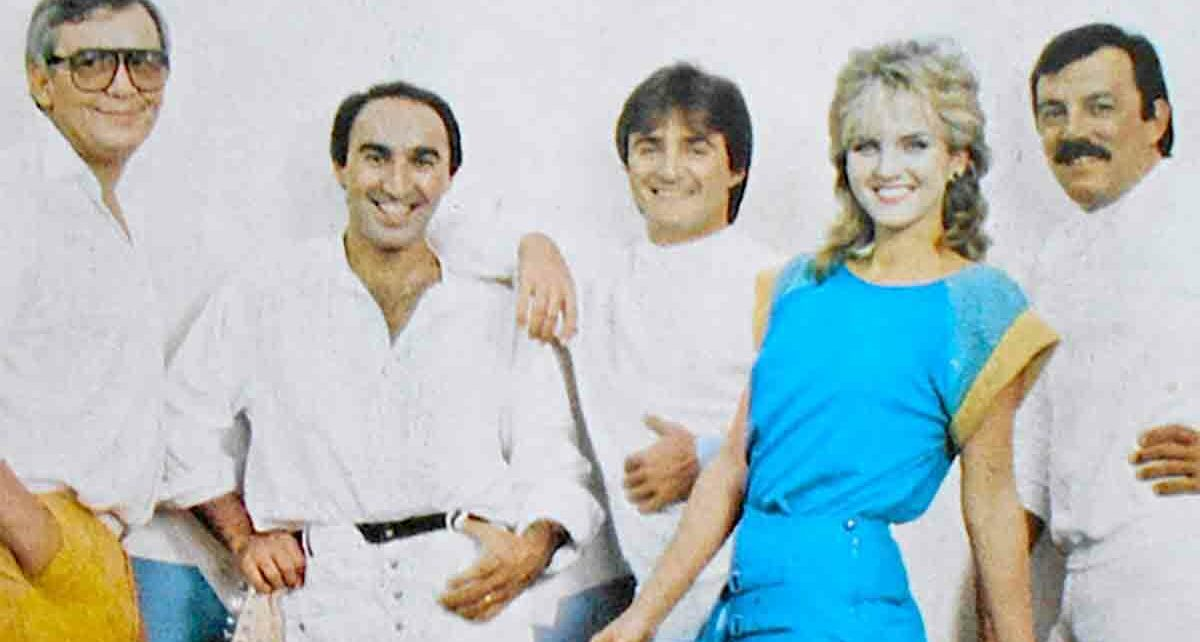 Группа Novi Fosili: Участники Евровидения 1987 Года Из Югославии
