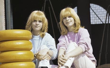 Софи и Магали (Sophie and Magali): Участники Евровидения 1980 Года Из Люксембурга