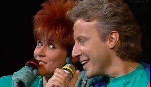 Группа Hot Eyes: Участники Евровидения 1985 Года Из Дании