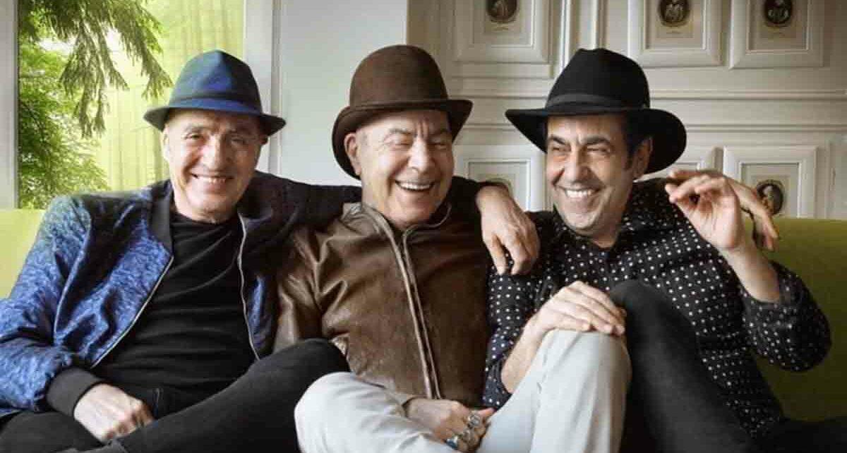 Группа MFÖ: Участники Евровидения 1985 Года Из Турции