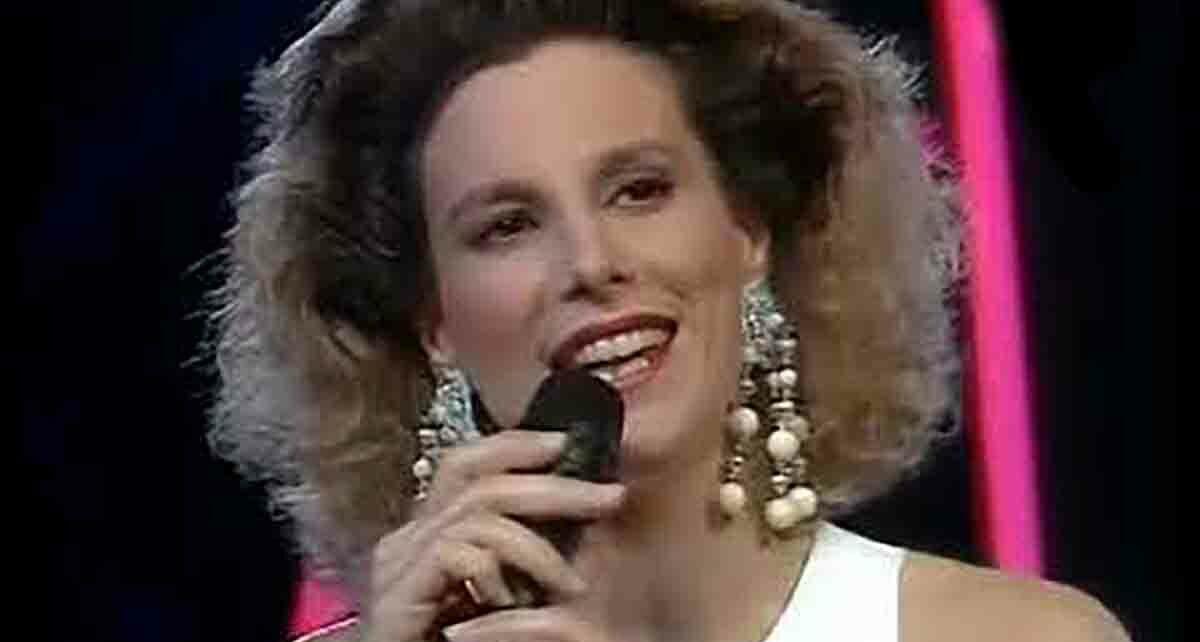 Марианна Ефстратиу (Mariana Efstratiu): Участница Евровидения 1989 Года Из Греции