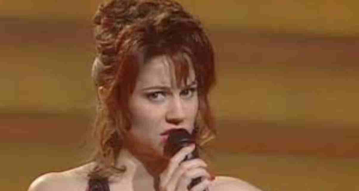 Эва Сантамария (Eva Santamaria): Участница Евровидения 1993 Года Из Испании