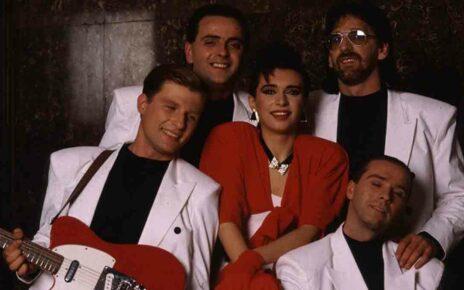Группа Riva: Победители Евровидения 1989 Года Из Югославии