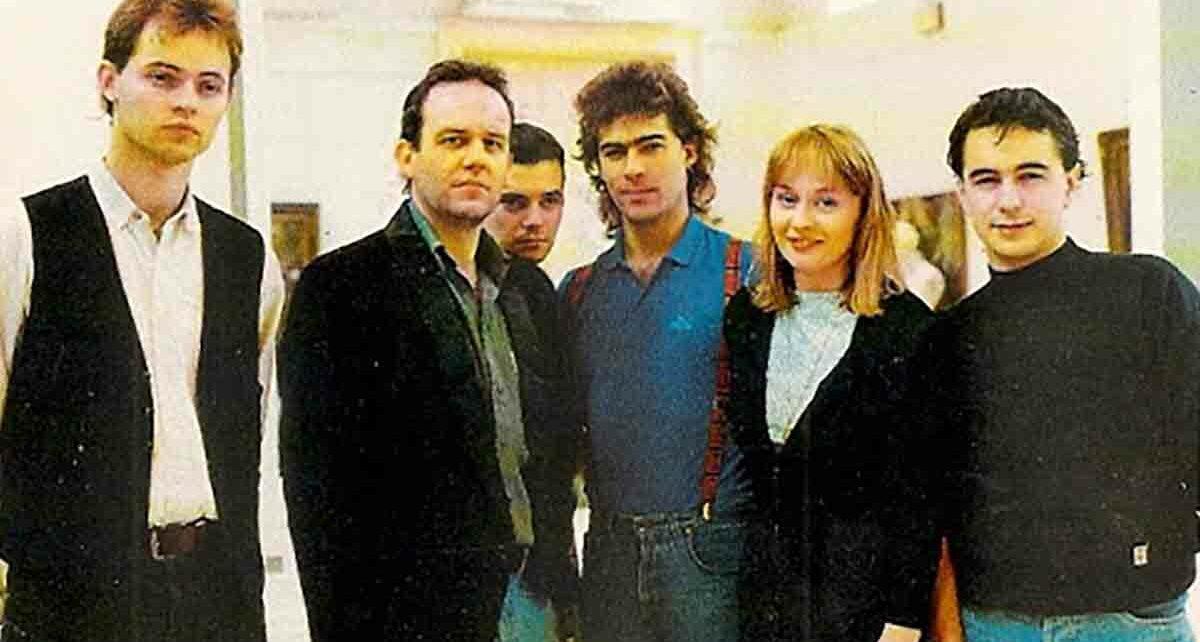 """Кив Коннолли и группа """"Пропавшие пассажиры"""" (Kiev Connolly and """"The Missing Passengers""""): Участники Евровидения 1989 Года Из Ирландии"""