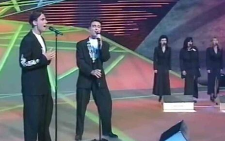 Кирьякос Зимбулакис и Димос ван Беке (Kiryakos Zimbulakis and Dimos van Becke): Участники Евровидения 1993 Года Из Кипра
