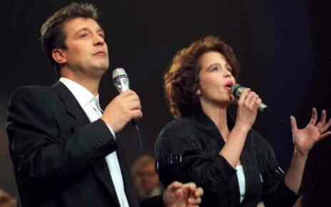 Кристина Кемперс и Даниэль Ковач (Krastina Kempers and Daniel Kovach): Участники Евровидения 1990 Года Из Германии
