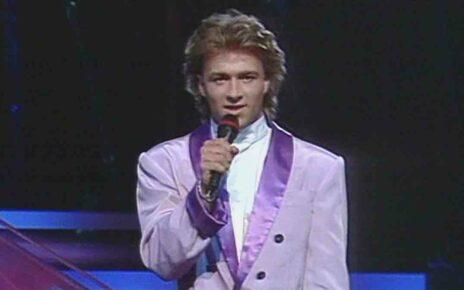 Томас Форстнер (Thomas Forstner): Участник Евровидения 1989 Года Из Австрии