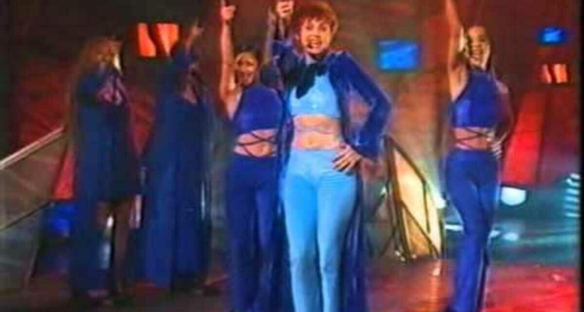 Беттина Зориат (Bettina Zoriat) Участница Евровидения 1997 из Австрии
