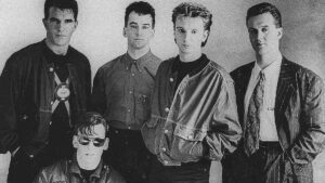 Группа Jump the Gun: Участники Евровидения 1988 Года Из Ирландии