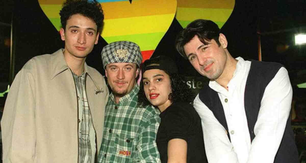 Группа Love City Groove: Участники Евровидения 1995 Года Из Англии