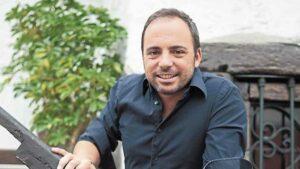 Маркос Льюнас (Marcos Llunas): Участник Евровидения 1997 из Испании