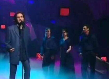 Марк Робертс (Mark Roberts) Участник Евровидения 1997 из Ирландии