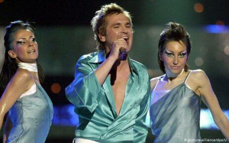 Александр Пономарев (Oleksandr Ponomaryov): Участник Евровидения 2003 года из Украины