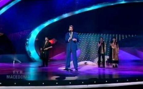 Владо Яневски (Vlado Janevski): Участник Евровидения 1998 года из Македонии