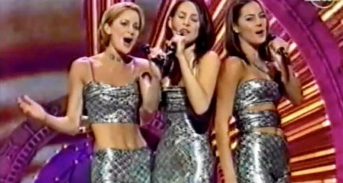 """Группа """"Раза Три"""" (""""Times Three""""): Участники Евровидения 1999 из Мальты"""